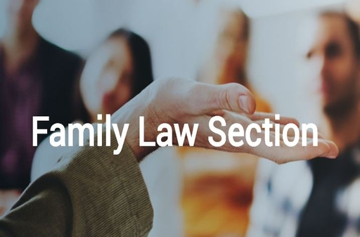 Colorado Bar Association Family Law Section