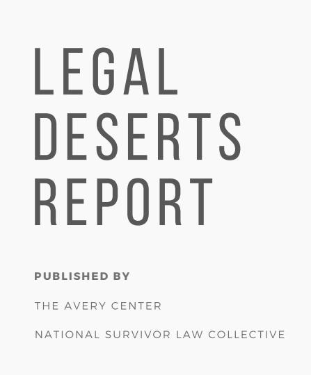 Legal Deserts Report